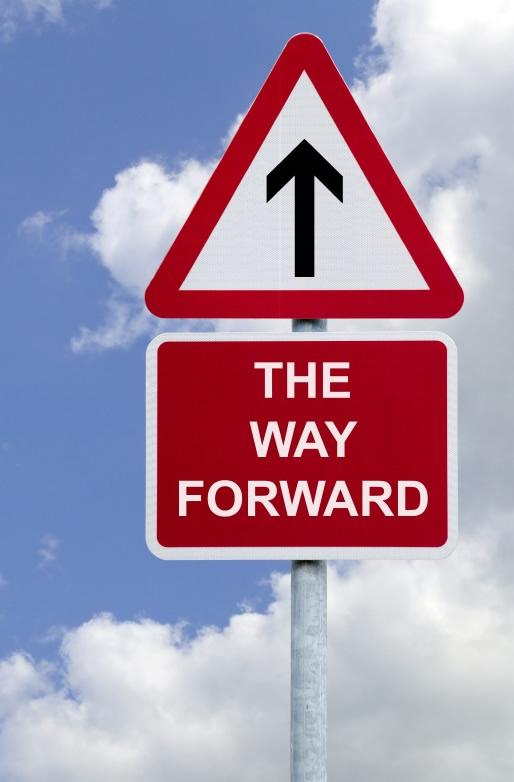 Η πορεία προς το μέλλον